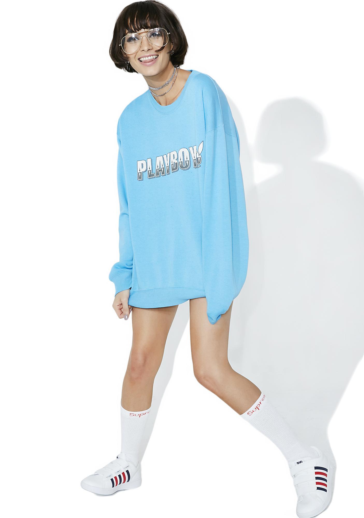 Vintage Playboy Crewneck Sweatshirt