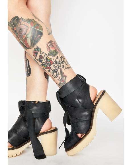 Blake Platform Boots