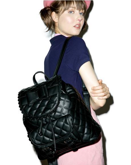 Kawaii Noir Backpack