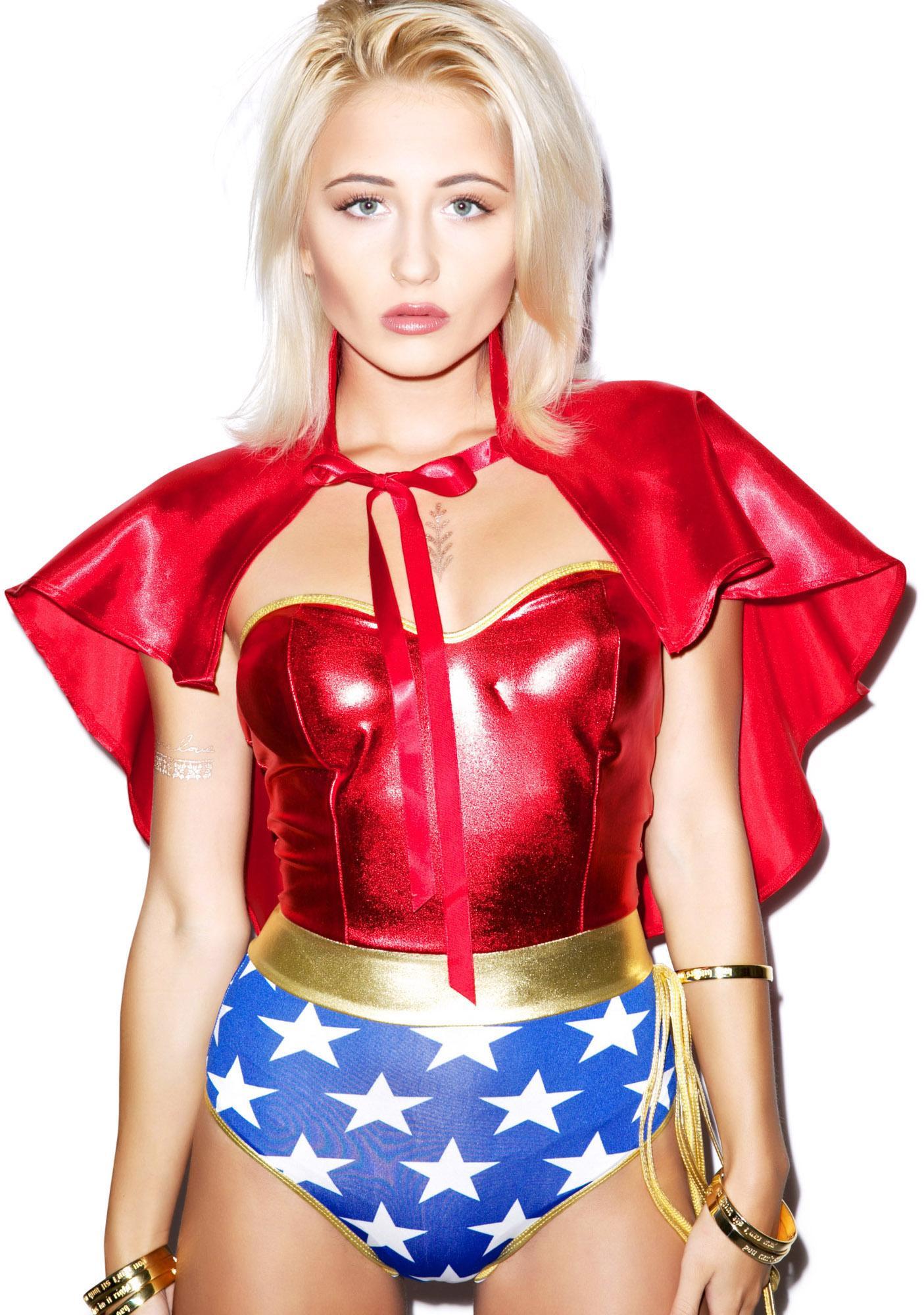 Wonder Babe Costume