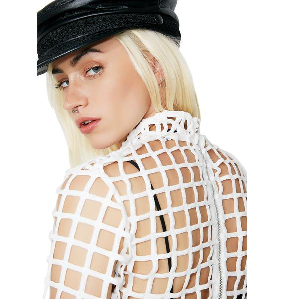 As I Am Cocoon Cage Top