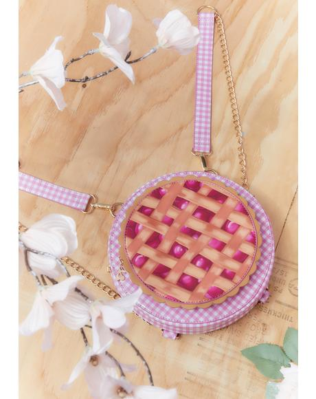 Tasty Tasty Cherry Pie Backpack