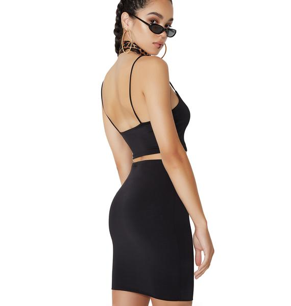 Dangerous Liaisons Bodycon Set
