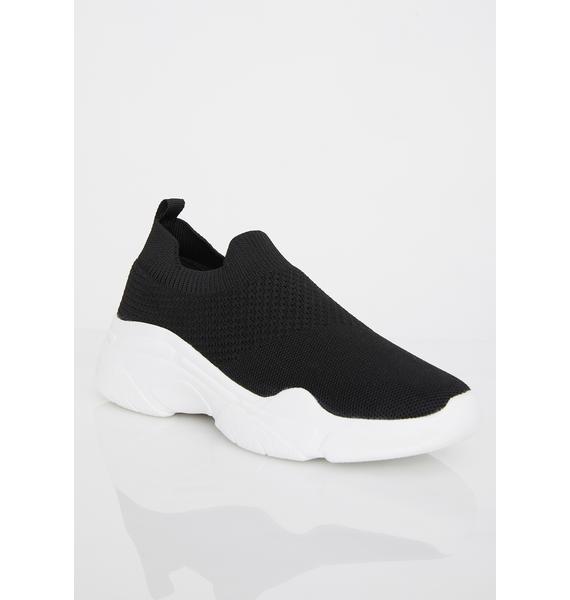Trending Topic Sock Sneakers