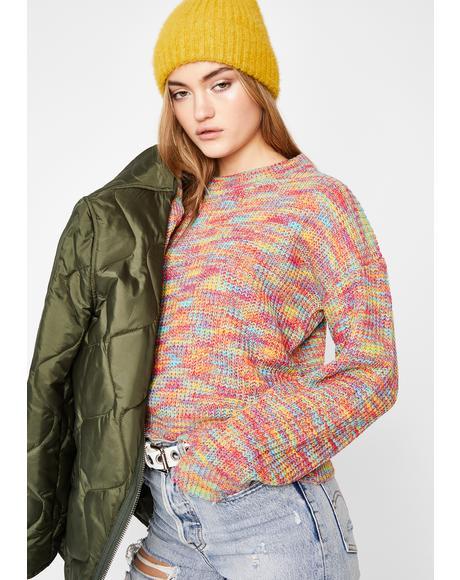Main Interest Knit Sweater