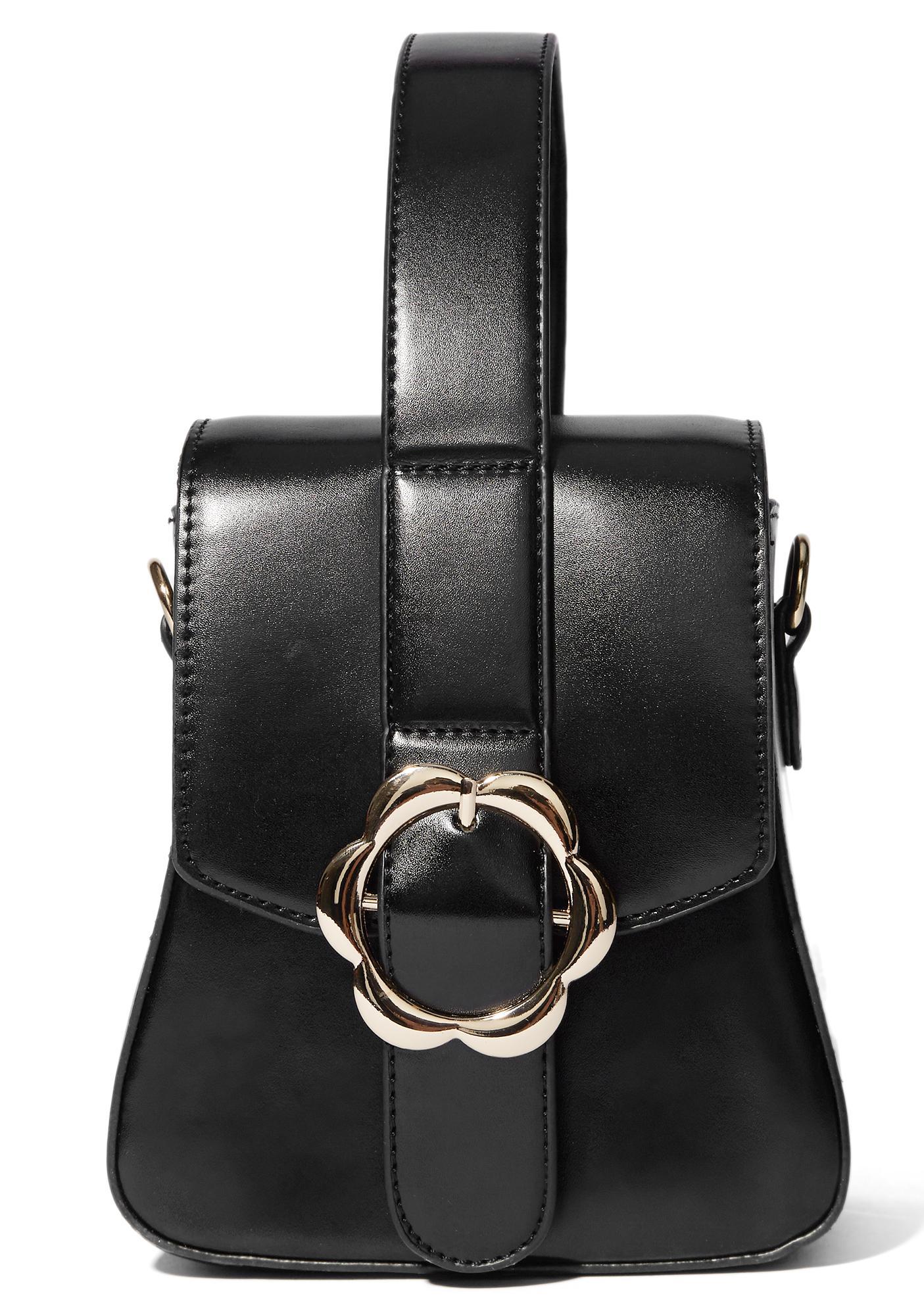 Pluckin' Petals Crossbody Bag