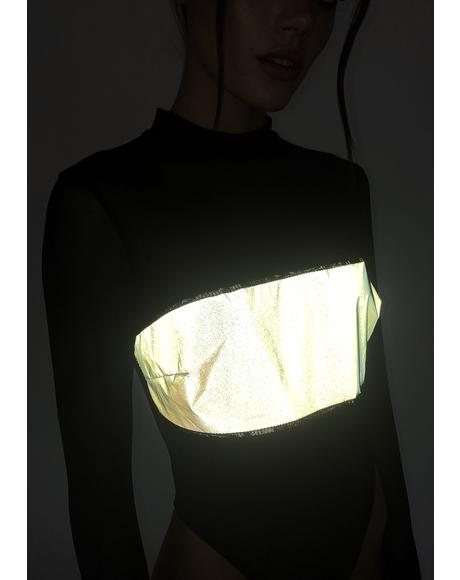 Light Me Up Reflective Bodysuit