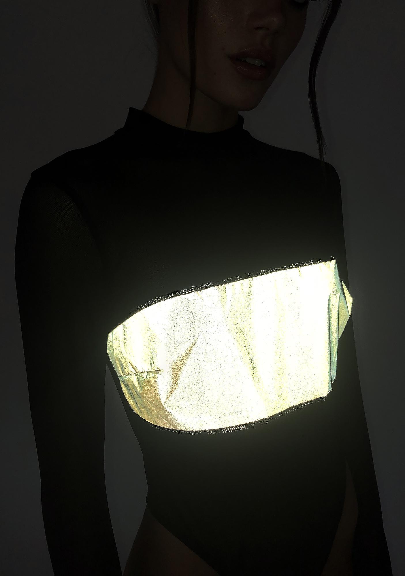 Light Me Up Reflective Bodysuit