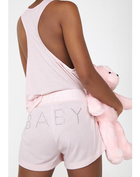 Baby Glitz Britney Shorts