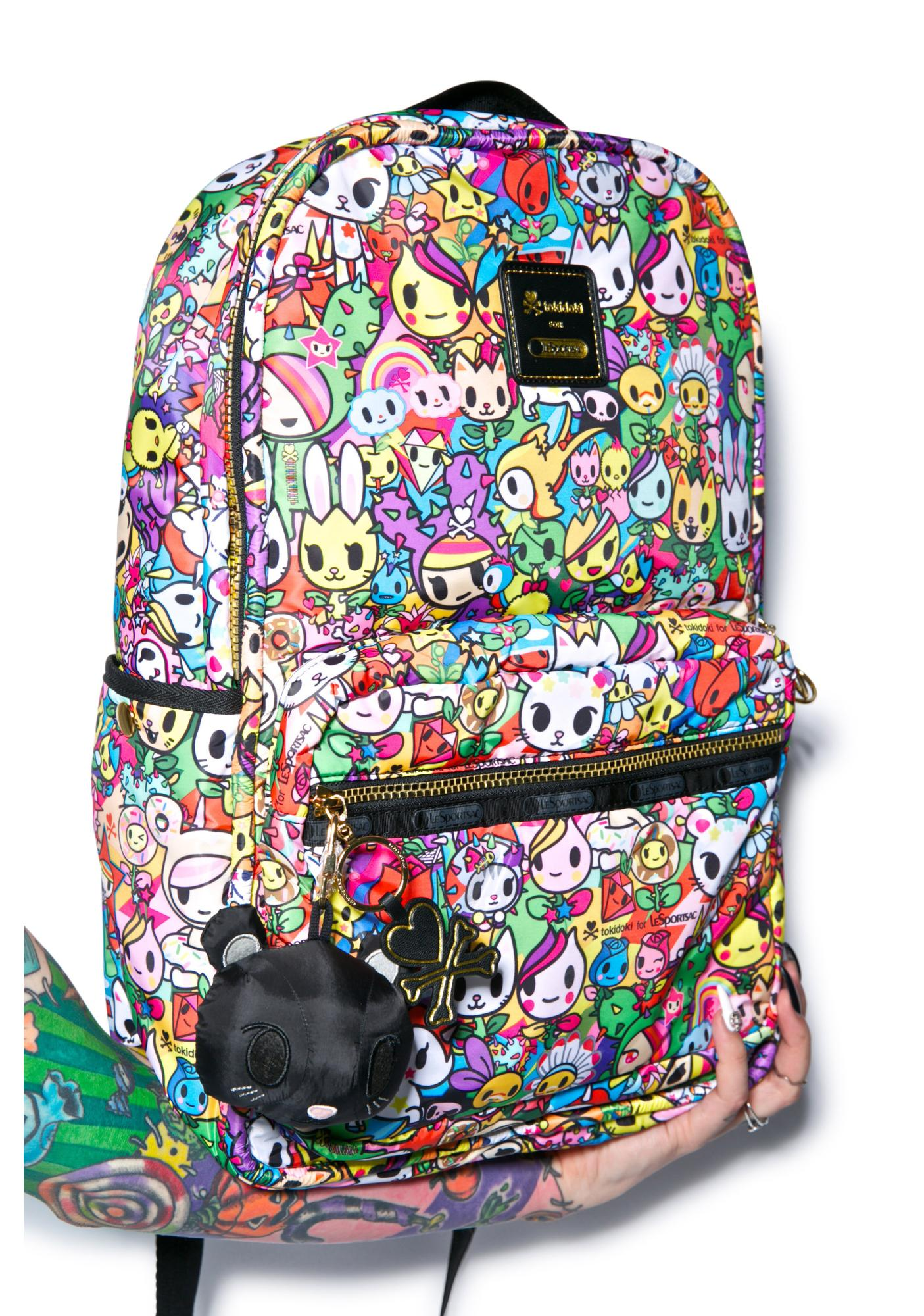 Tokidoki Urbana Backpack