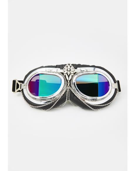 Aurora Festival Goggles