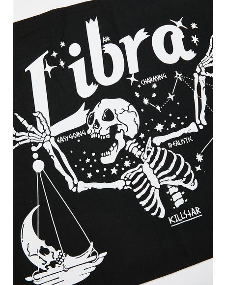 Libra Mini Tapestry