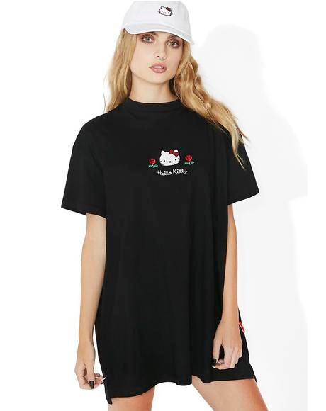 Hello Kitty Oversized T-Shirt