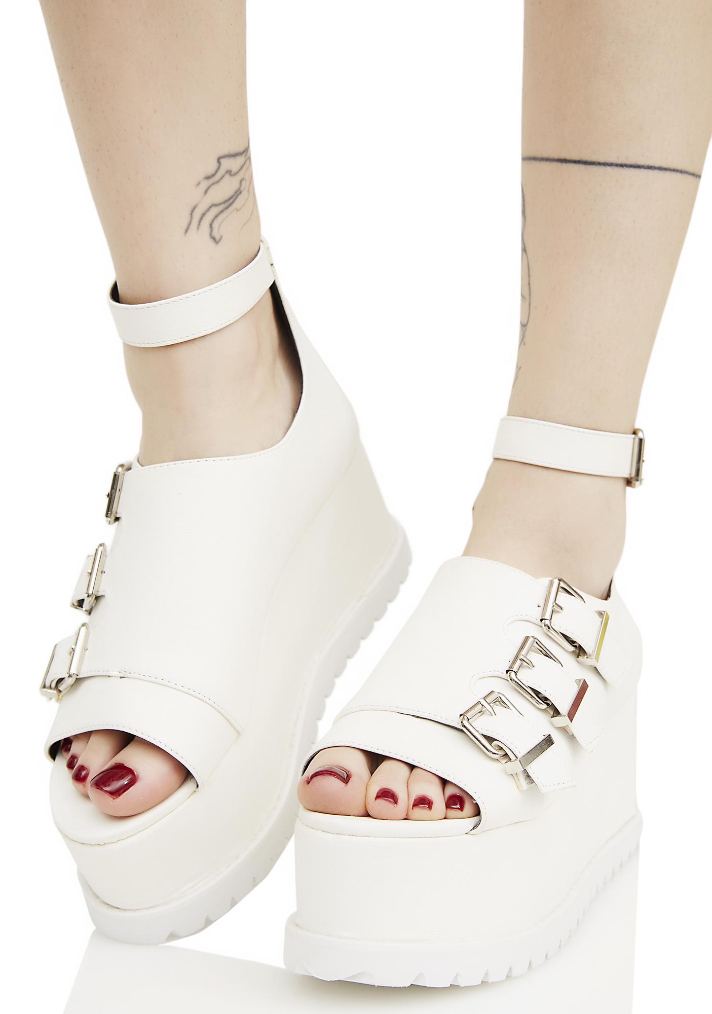 Kinsley Platform Sandals