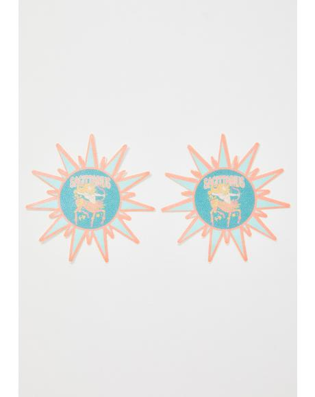Sagittarius Pasties