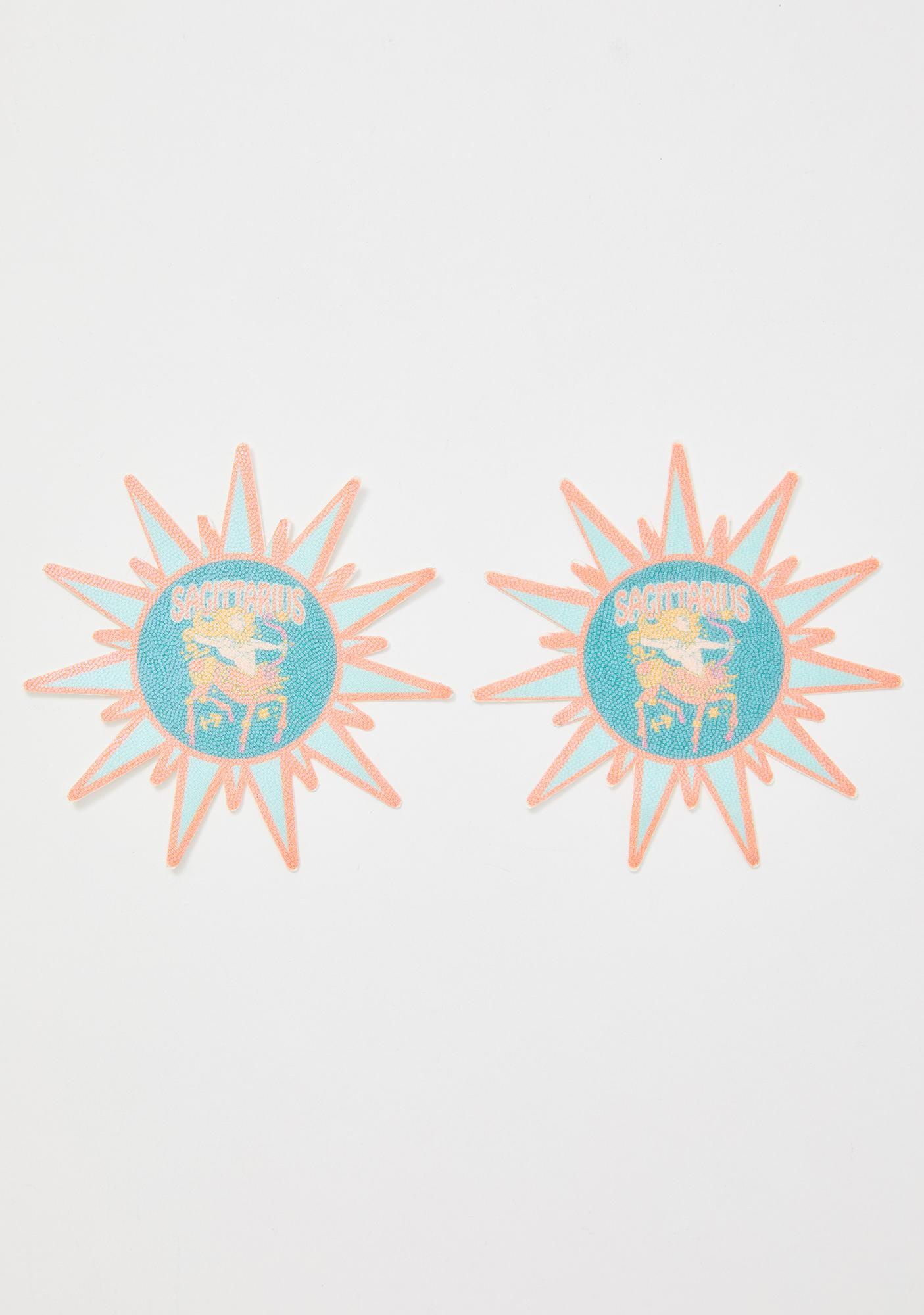 Pastease Sagittarius Pasties
