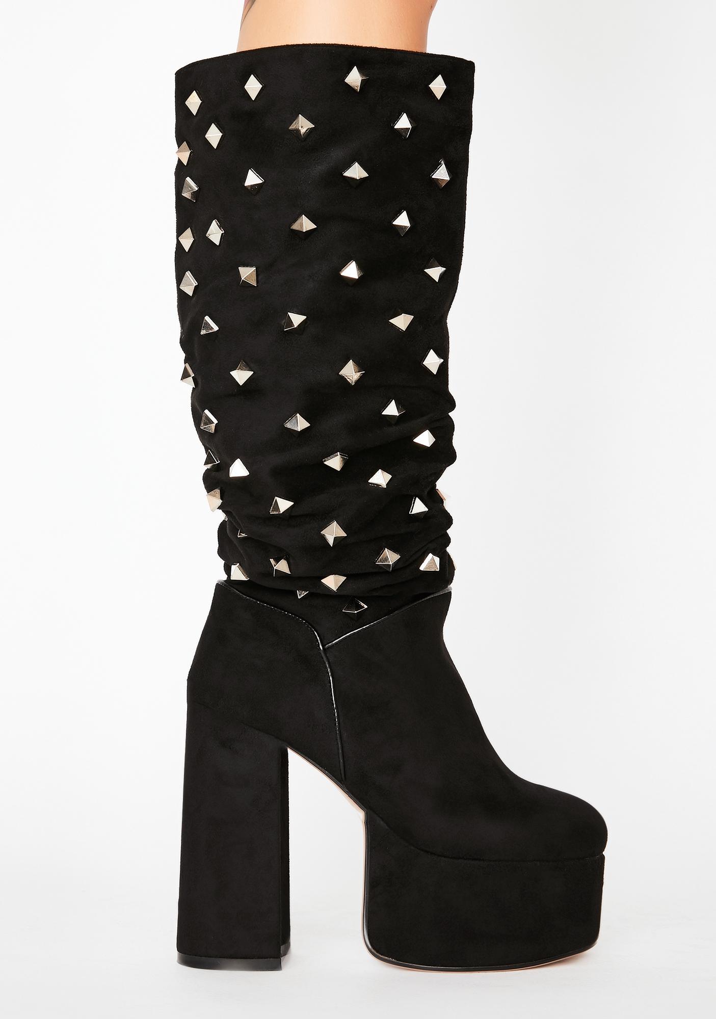 Lamoda Chasin' Dreams Platform Boots