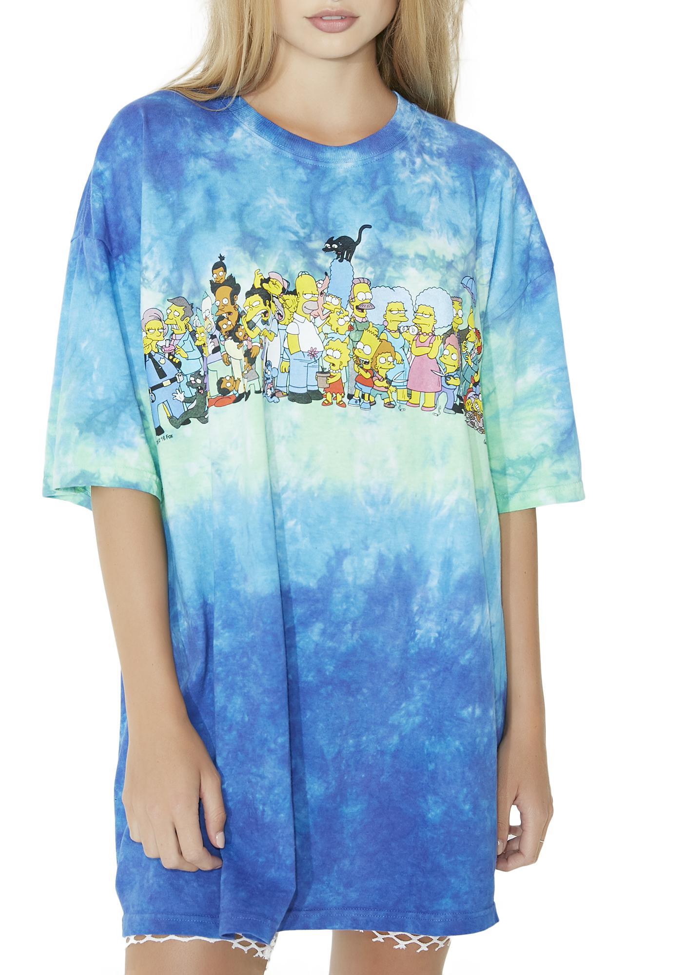 The Gang's All Here Graphic Tee