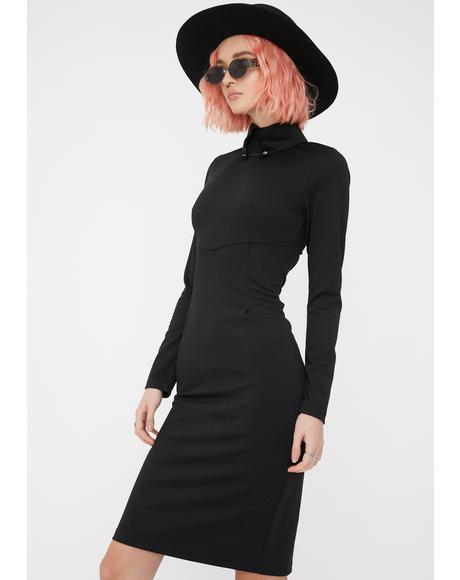 Mori Midi Dress