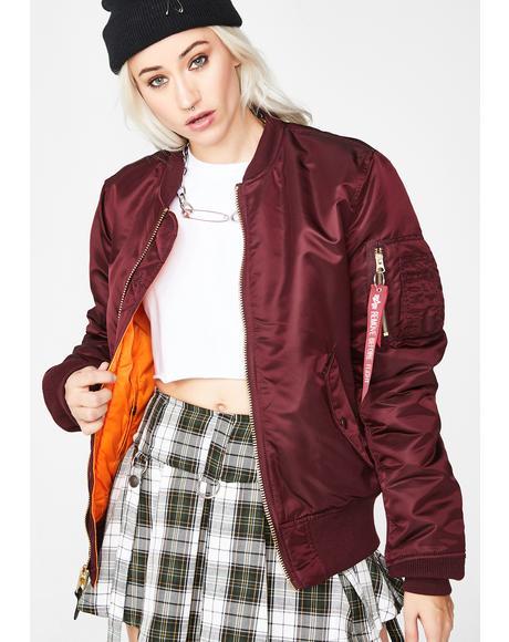 Bloody MA-1 Slim Jacket