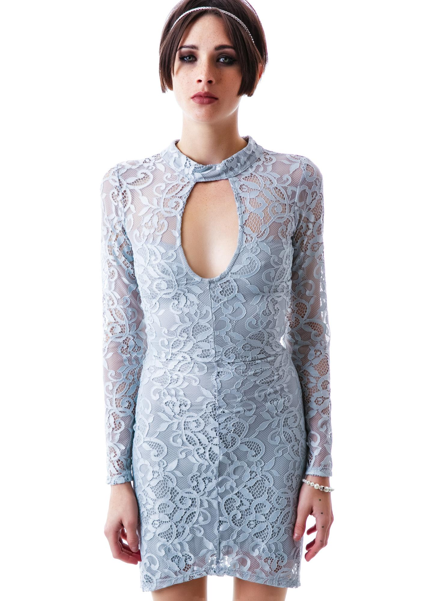 For Love & Lemons New York City Mini Dress