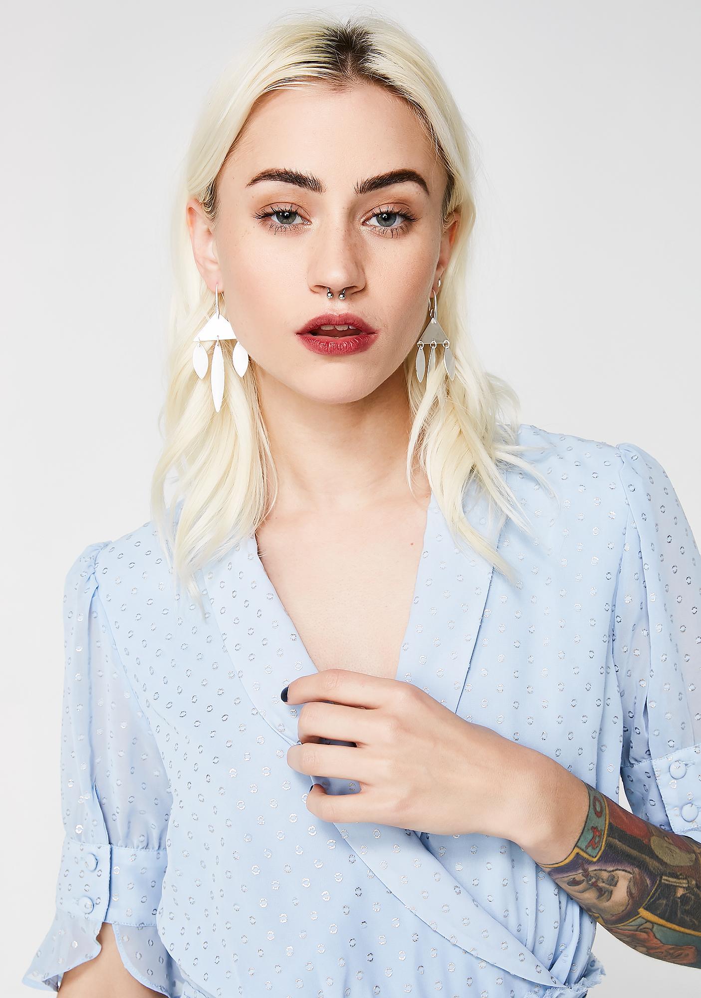 Sunshowerz Drop Earrings