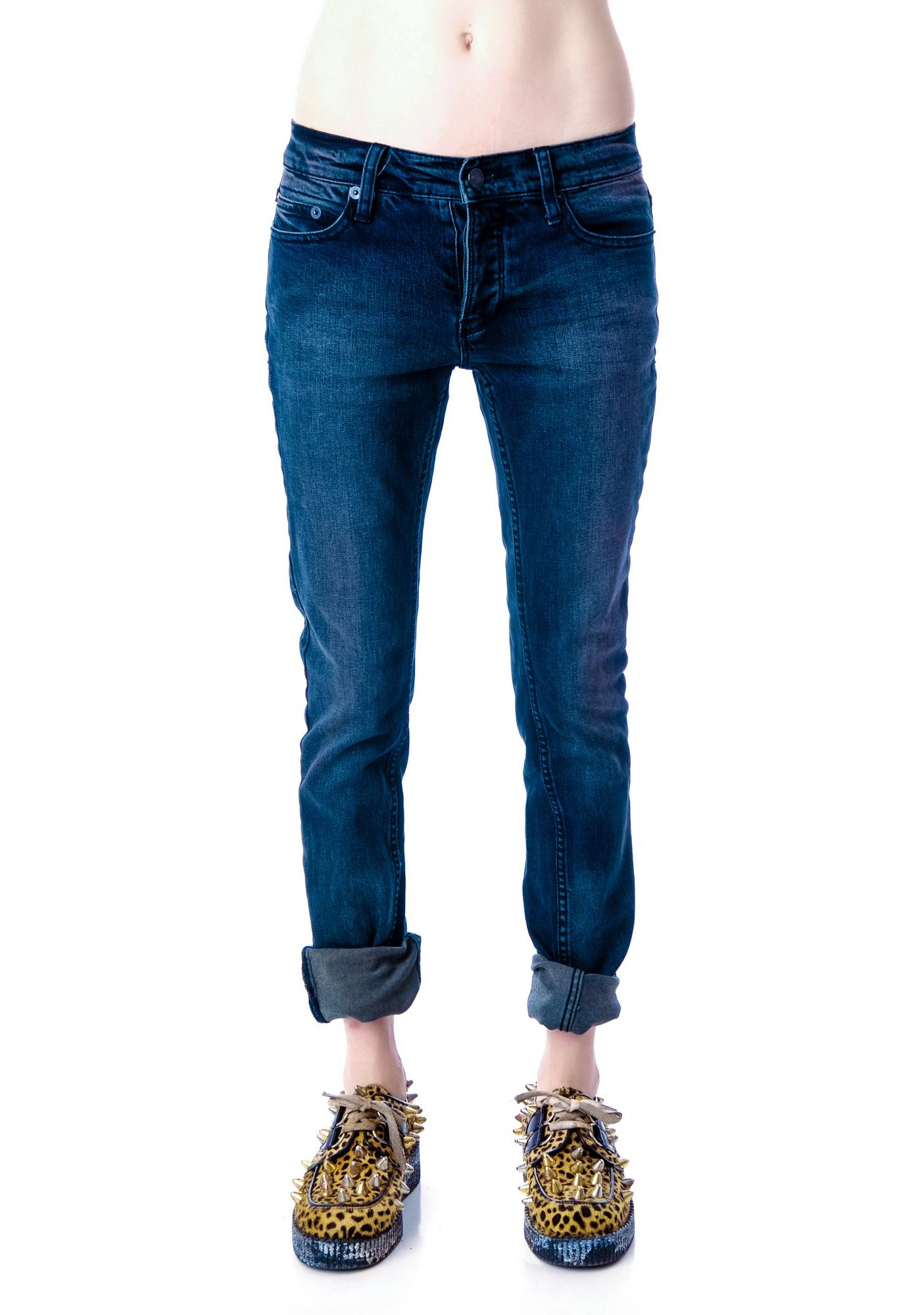 Kill City Brimstone Junkie Boyfriend Jeans