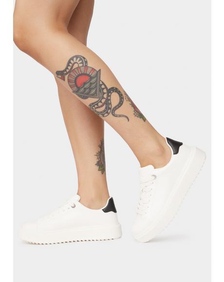 Night Catcher Platform Sneakers