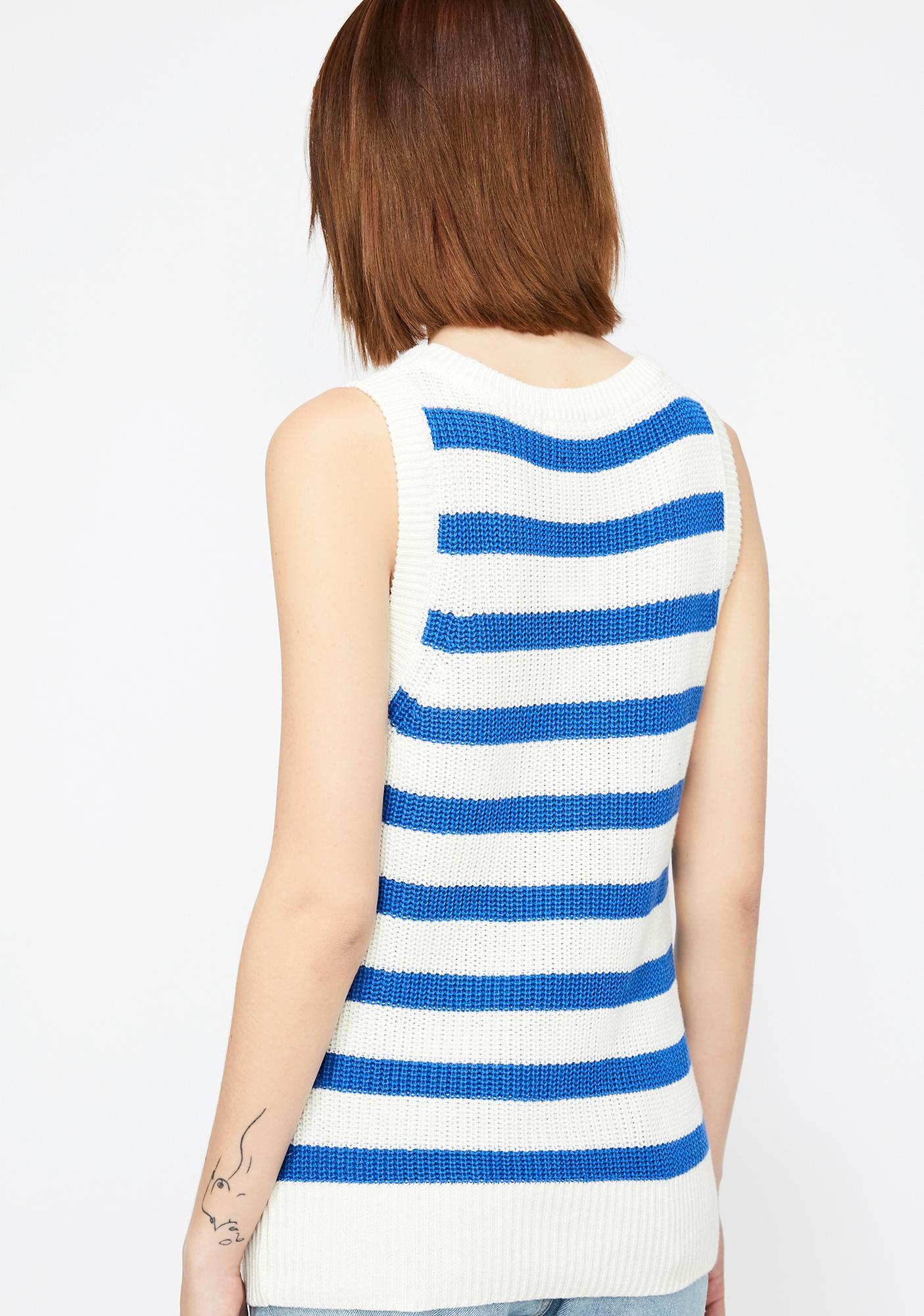 Get Stripe To It Sweater
