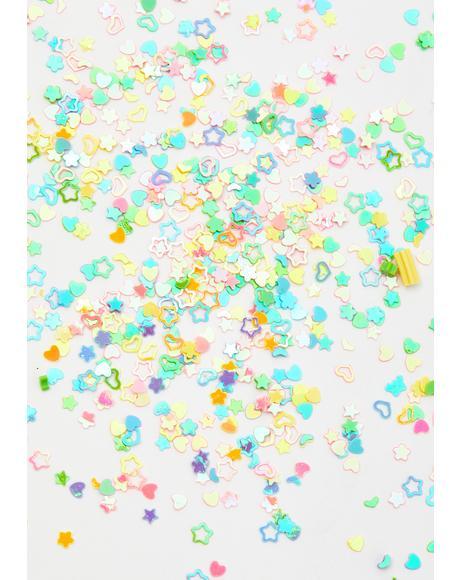 Andy Candy Confetti Glitter