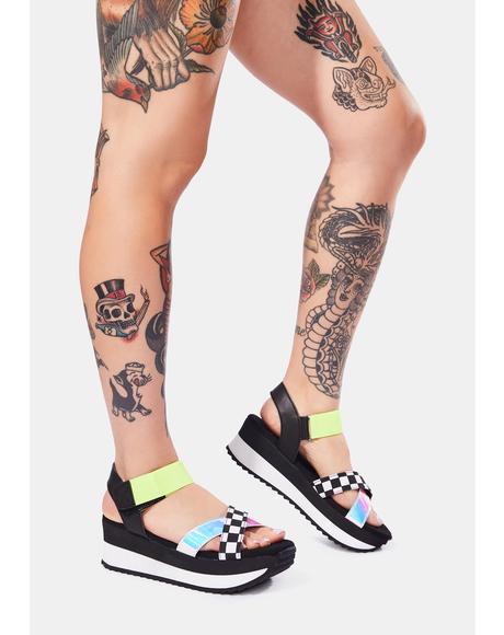 Get Some Platform Sandals