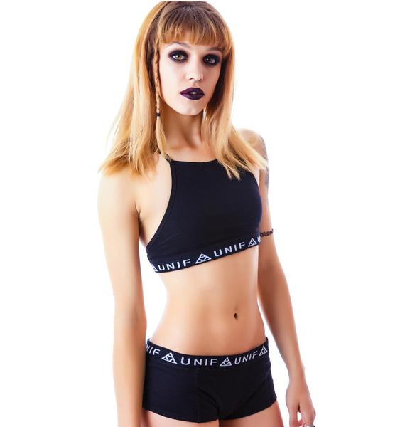 UNIF Badsport Logo Brief