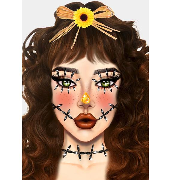 Get Stitched Face Jewels