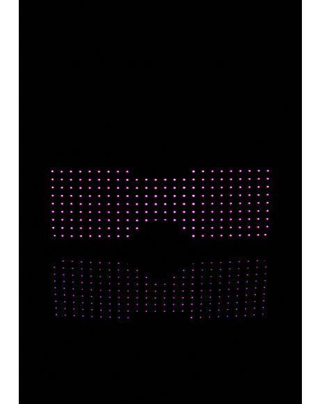 Future Rave Light Up Glasses