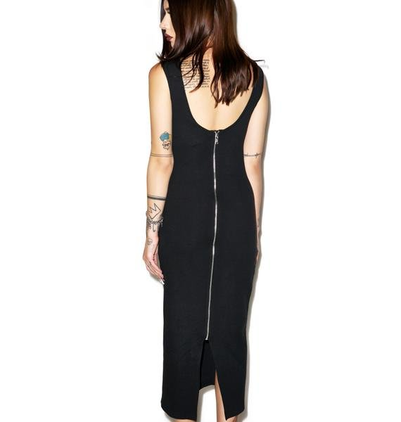 Cheap Monday Exist Midi Dress