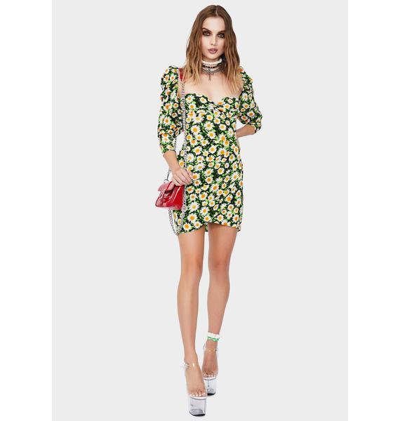 AFRM Etta Mini Dress