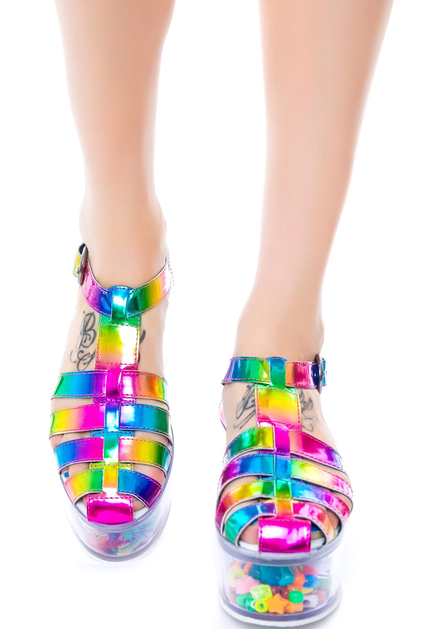 Y.R.U. Rainbow Charii
