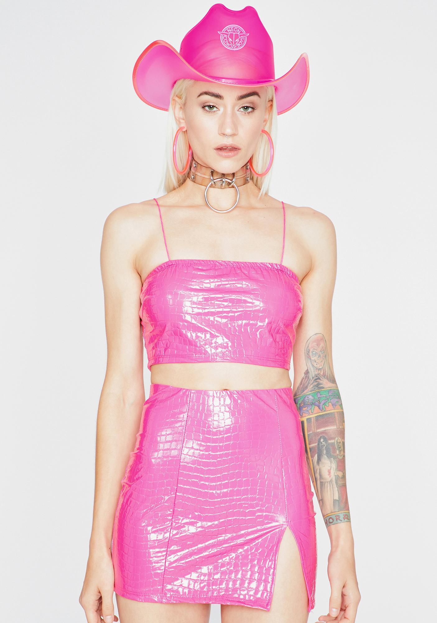 Just Like That Skirt Set