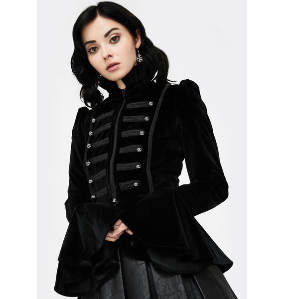 Killstar Memento Mori Jacket