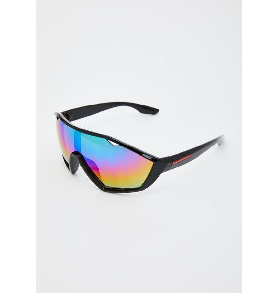 Rage Vortex Shield Sunglasses