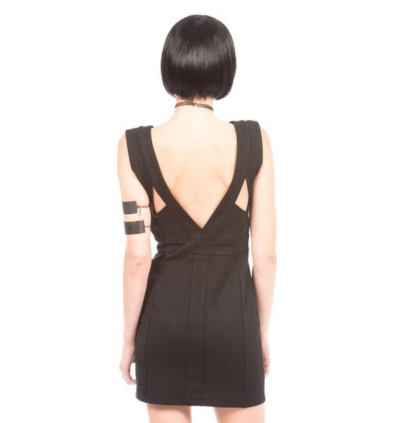One Track Mind Body Dress