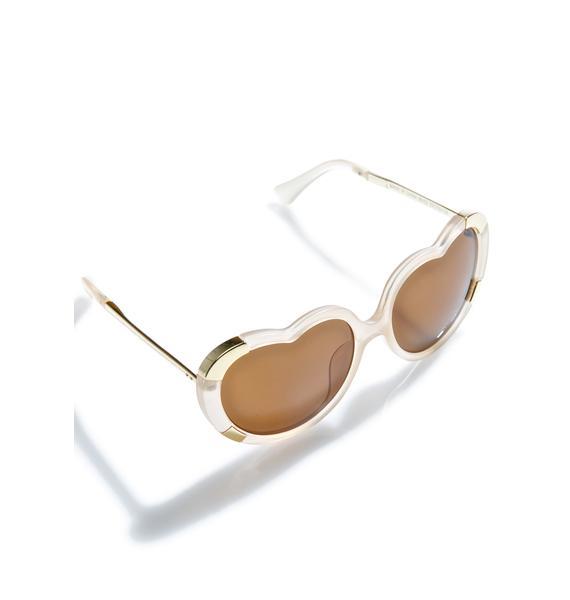 Heart Stomper Sunglasses