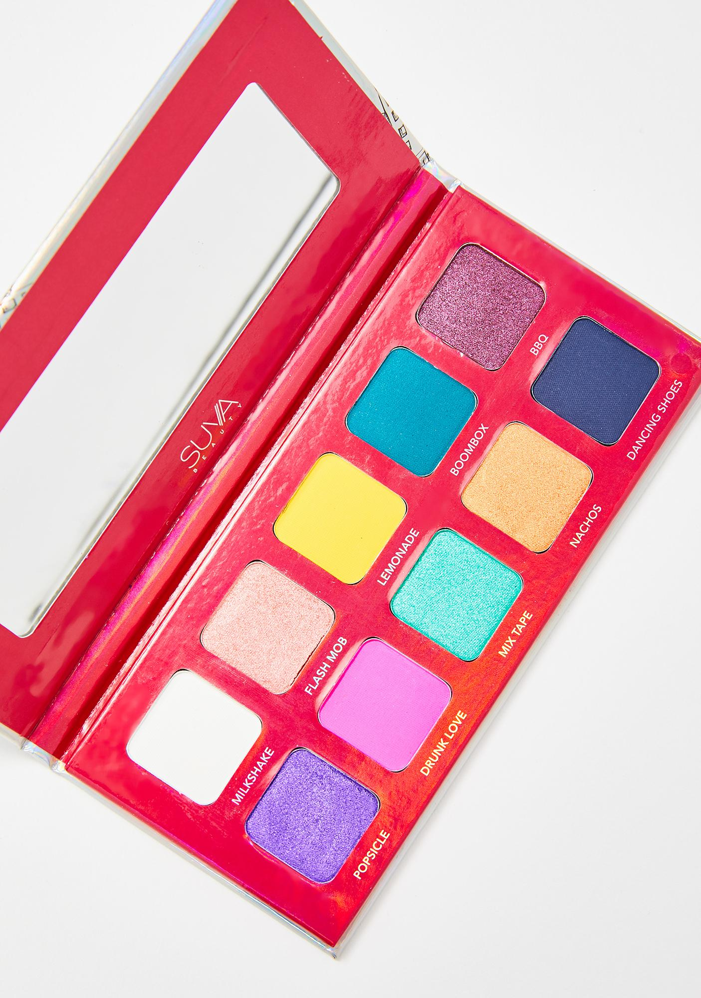 SUVA Beauty Block Party Palette