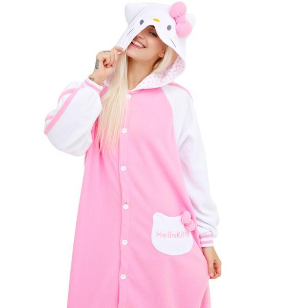 Sazac Hello Kitty Kigurumi