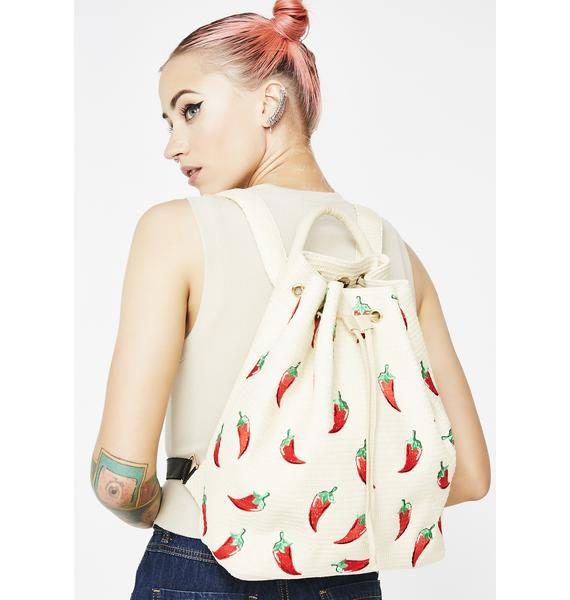 Skinnydip Chili Raff Backpack