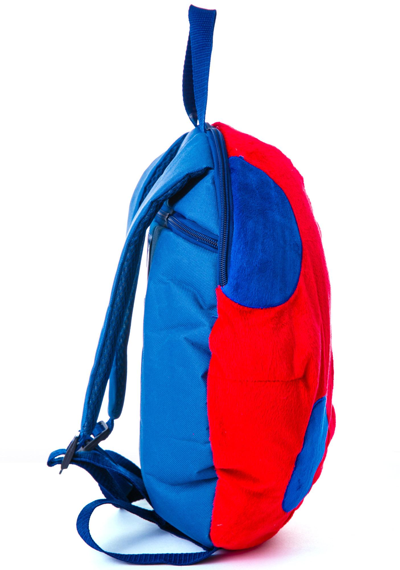 Catbug Hooded Backpack