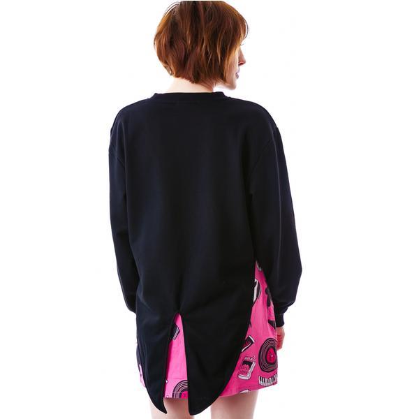 Lazy Oaf Formal Sweatshirt