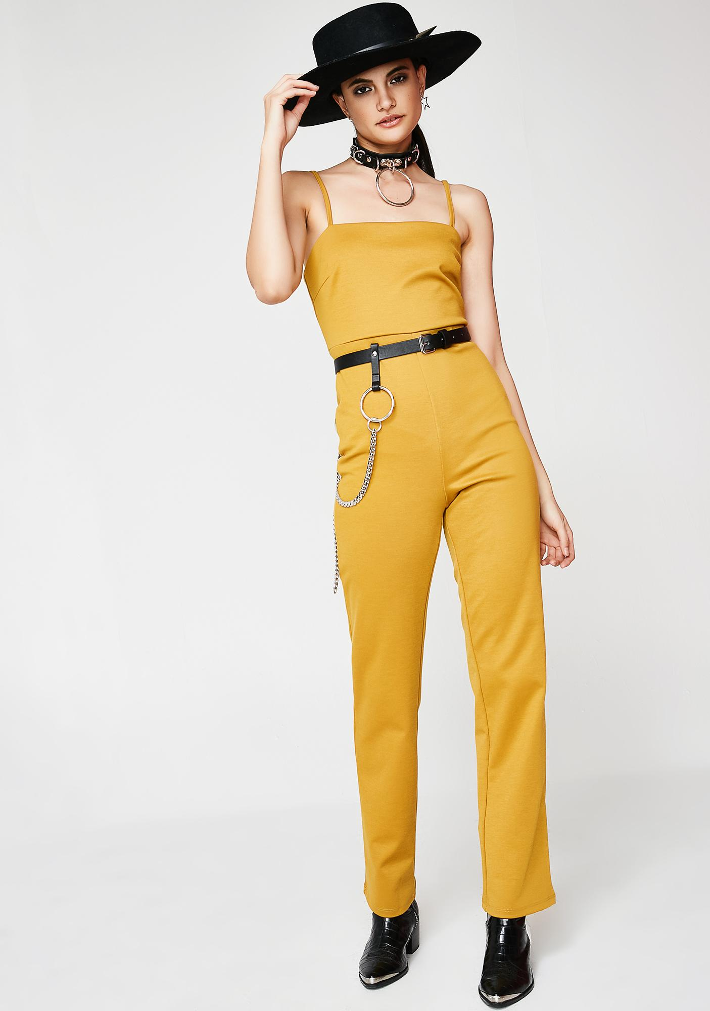 All That Matters Jumpsuit