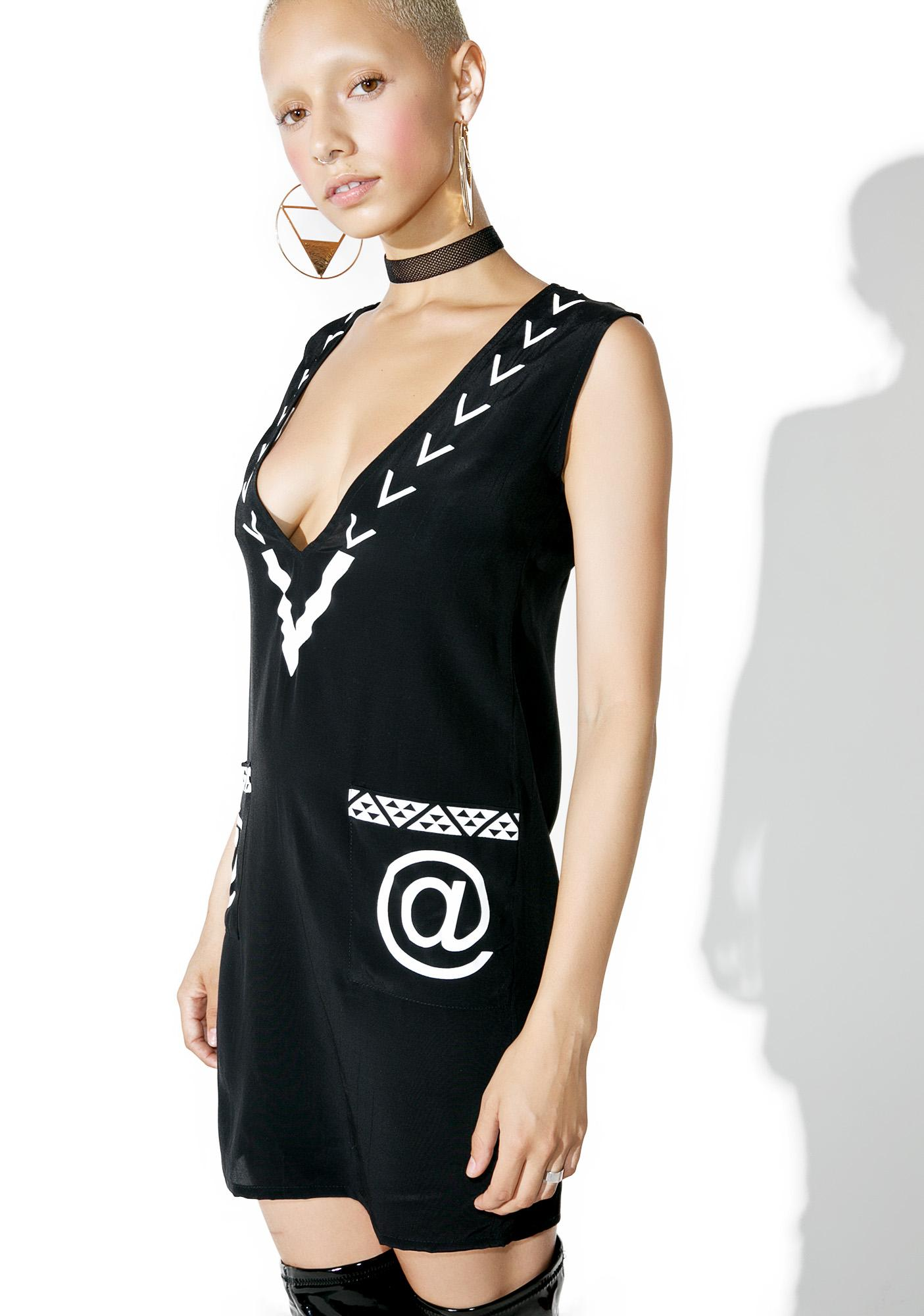 This Is A Love Song Cyber Dress