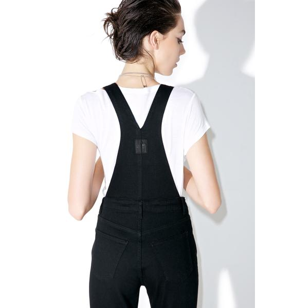 Cheap Monday Zip Dungaree
